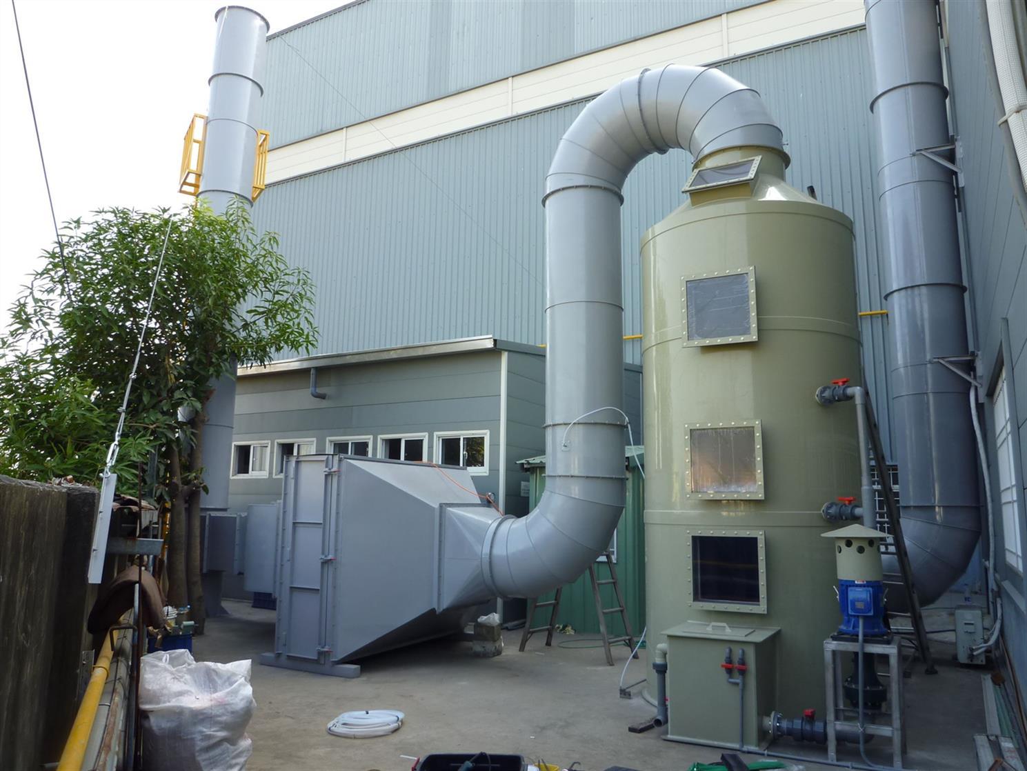 上海废气治理费用