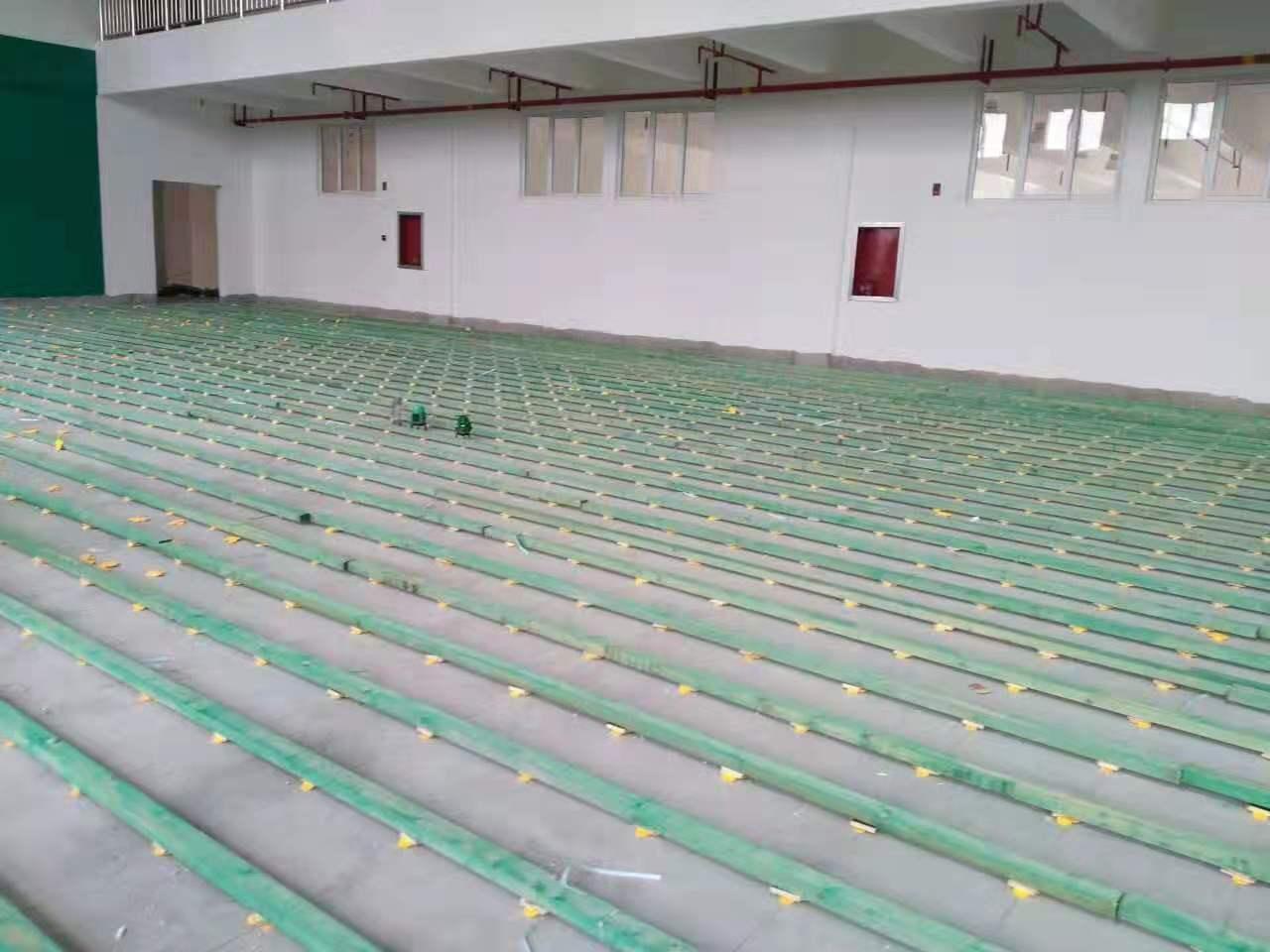 潍坊枫木运动木地板