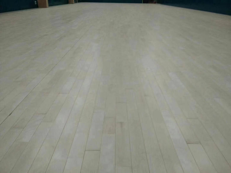 惠州体育馆实木运动地板