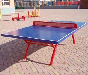 阜阳乒乓球台生产厂家 室外乒乓球台 技术成熟 产品稳定