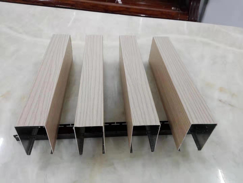 贵州吊顶铝方通 方通厂家 寿命长 质量好