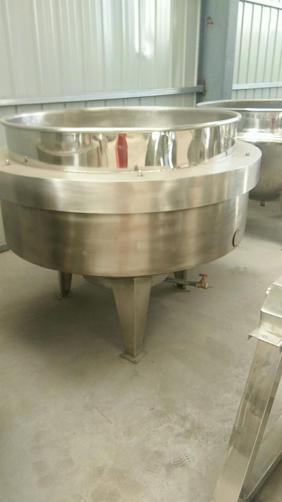 蒸汽夹层锅型号