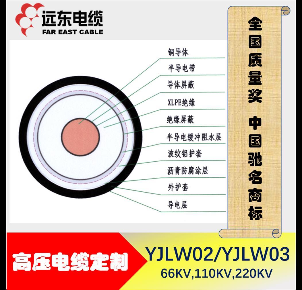 南京超高压电缆供应商