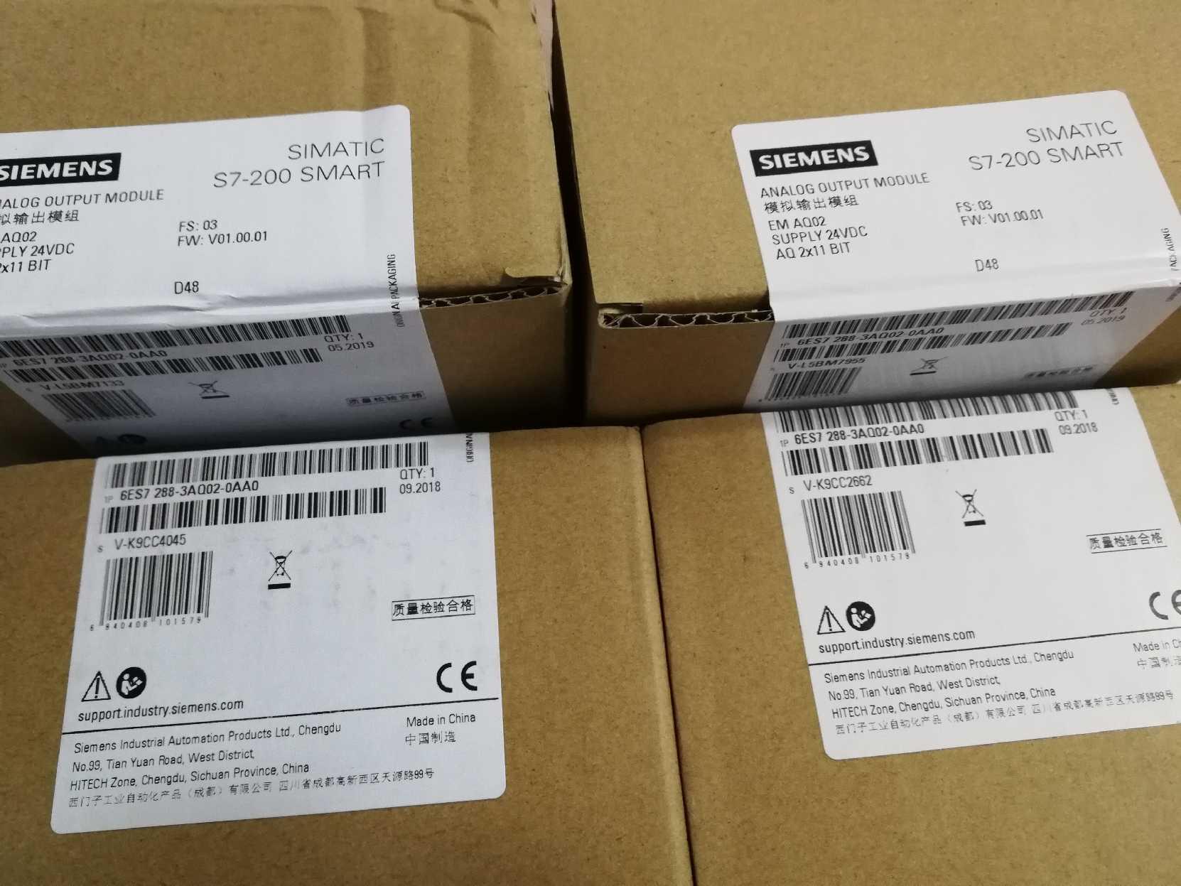 西门子PLCEM AM06 288-3AM06-0AA0