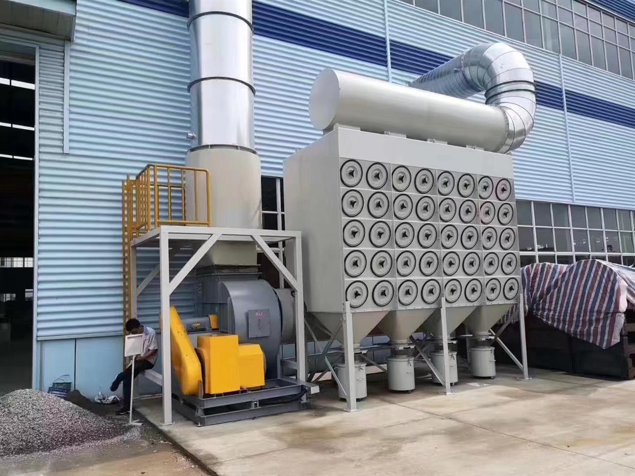 广西布袋除尘器厂家