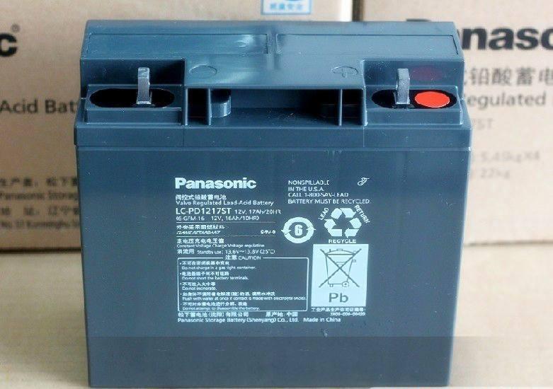 松下蓄电池LC-P1265ST代理商报价