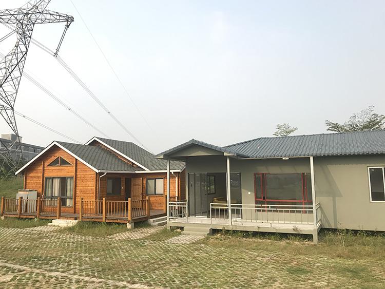 重庆度假区钢结构别墅生产商 设计