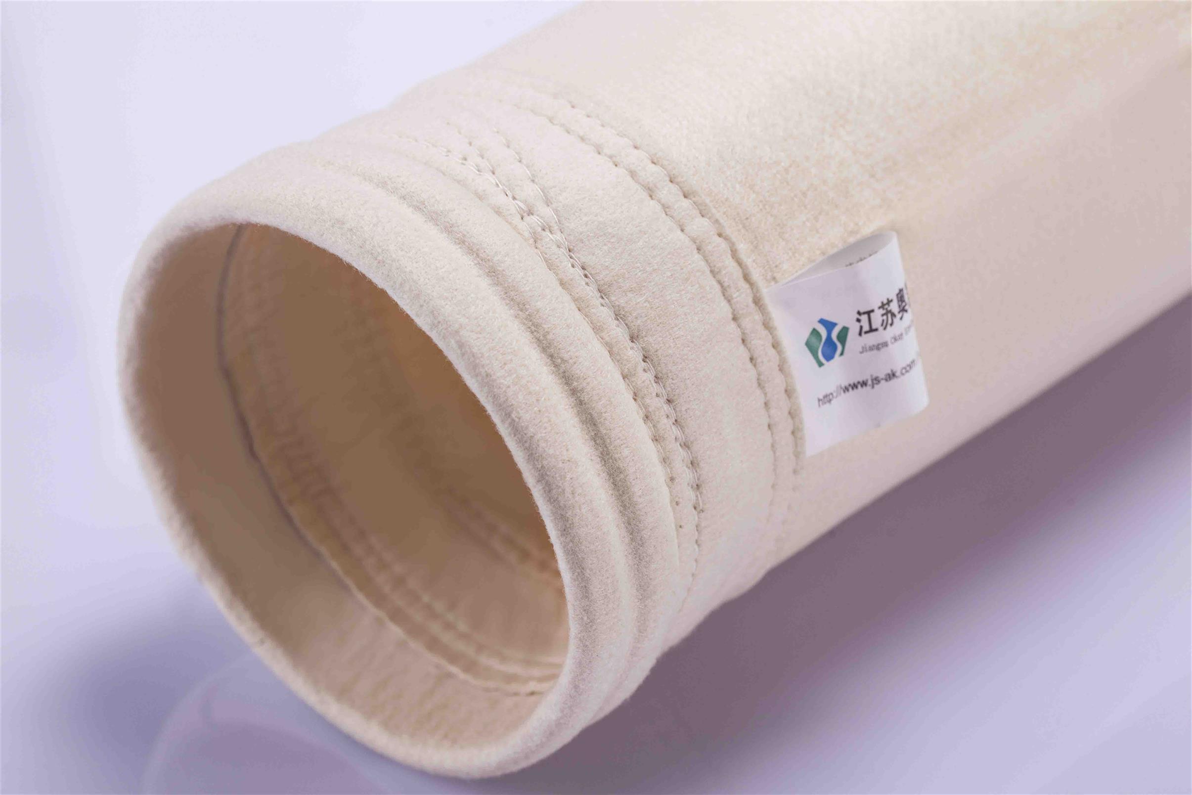 上海PPS覆膜滤袋生产厂家