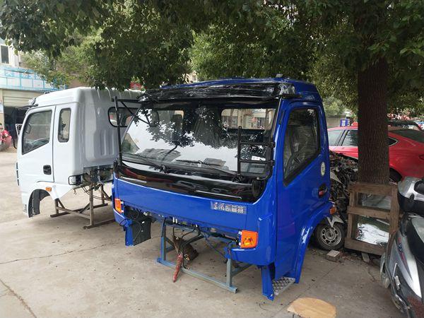 东风凯普特N300驾驶室空壳双排座