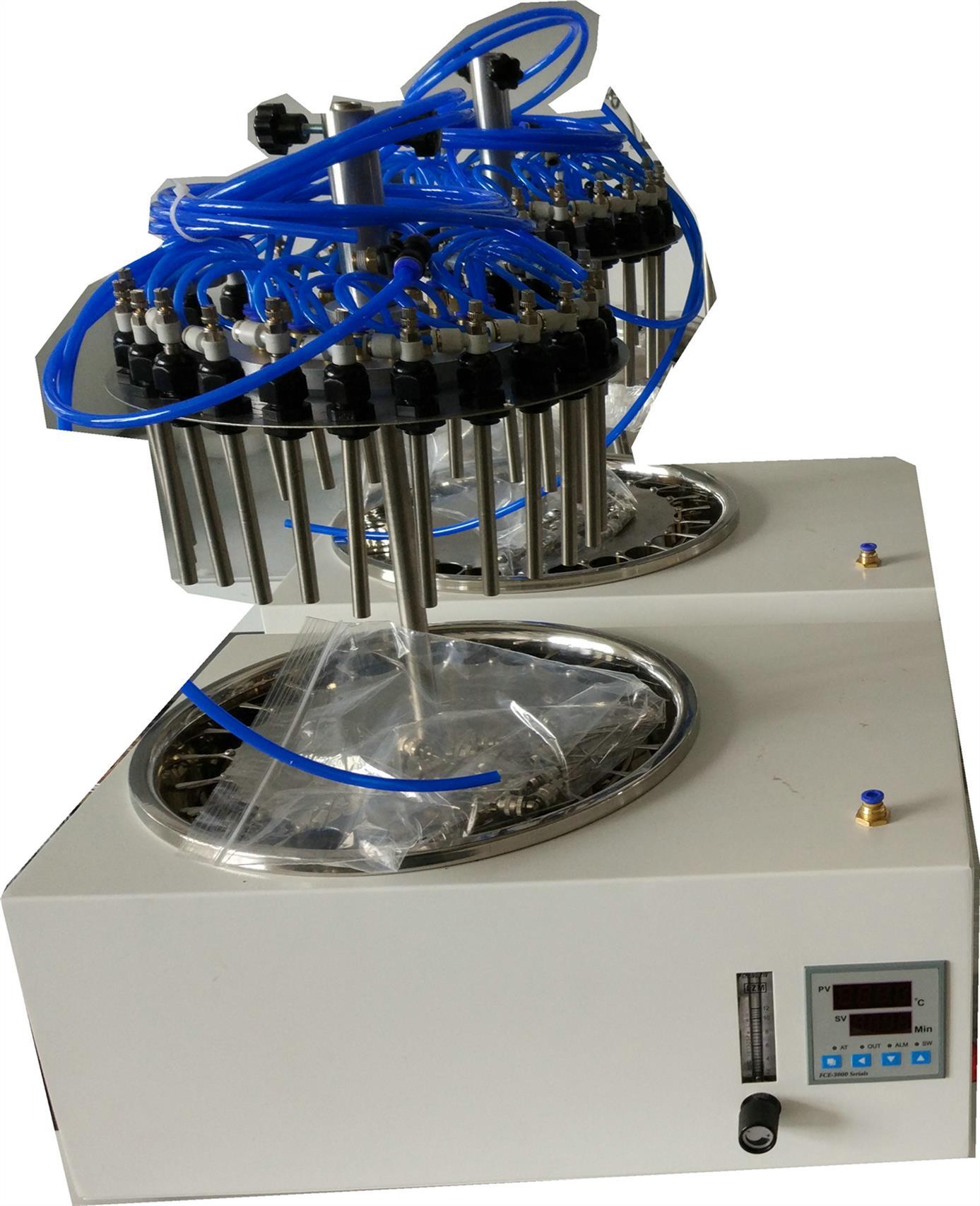 60位干式氮气吹扫浓缩仪吹干仪价格