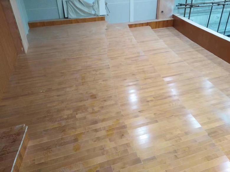 保山硬木运动木地板