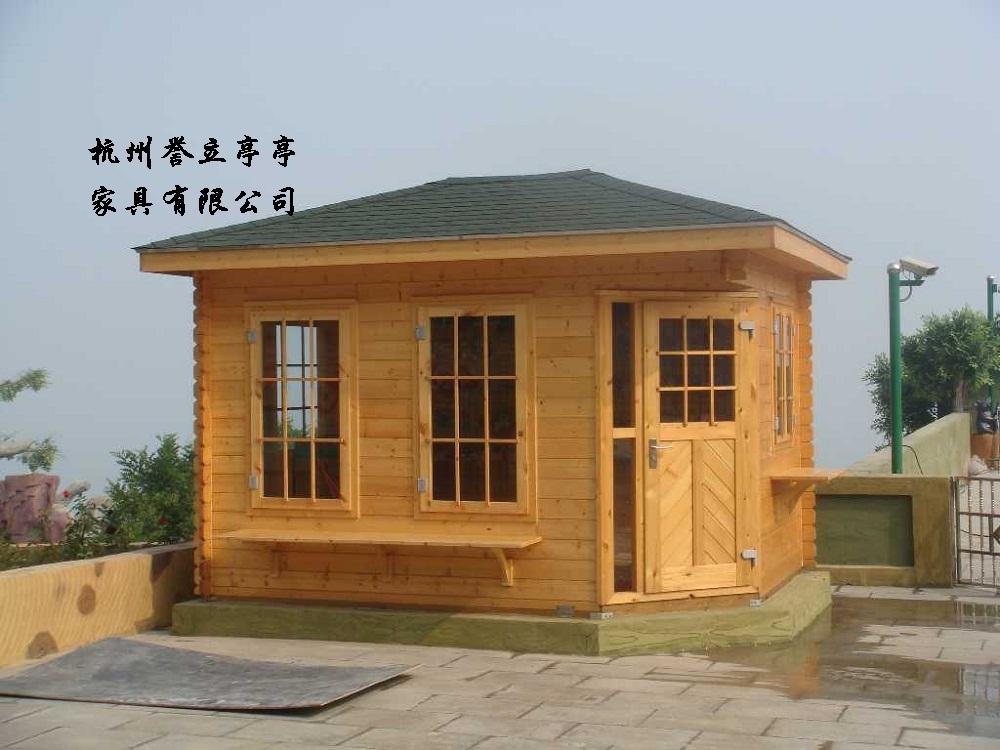 上海木屋定制 防腐木木屋 外�^�O�新�f