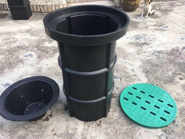 上海雨水渗透井厂 制造工艺优